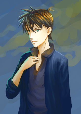 Shinichi by Nicole1725