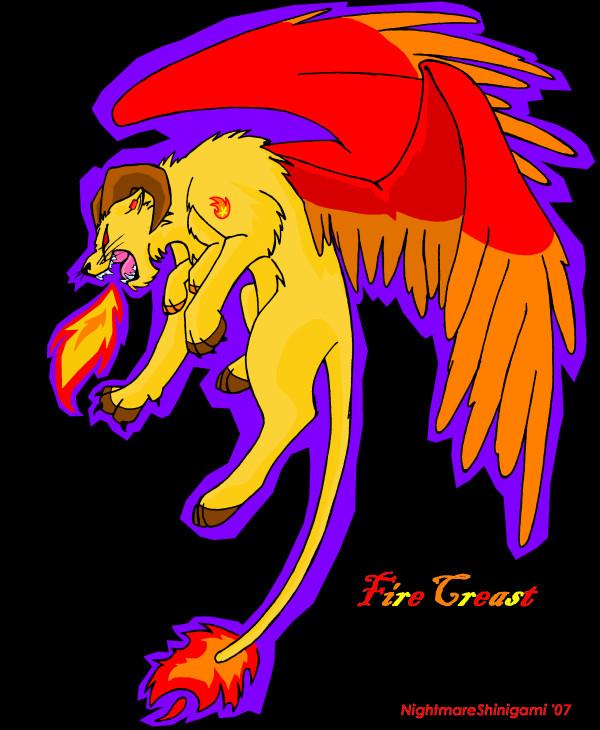 Fircrest~Hellcat Demon Form by NightmareShinigami