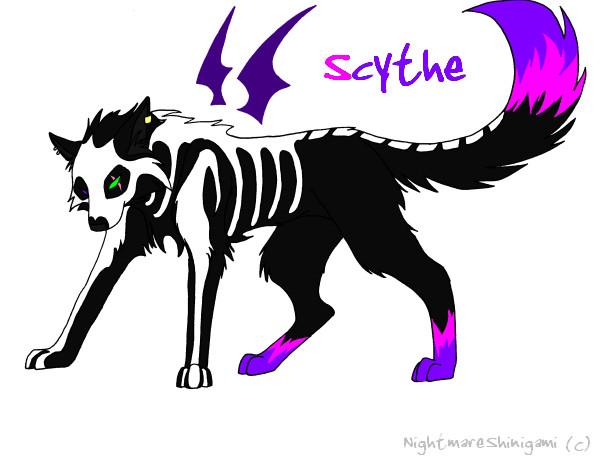 The New Scythe by NightmareShinigami