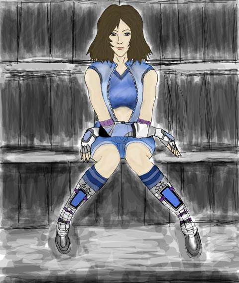 Asuka Kazama by NinjaChan