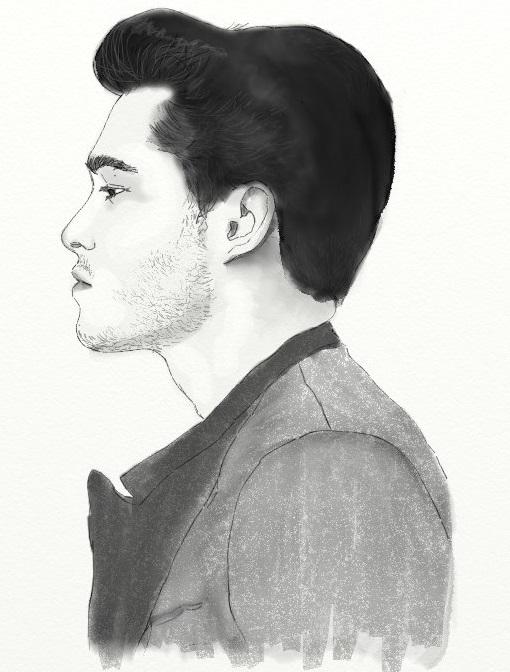 Francisco Lachowski by NinjaChan