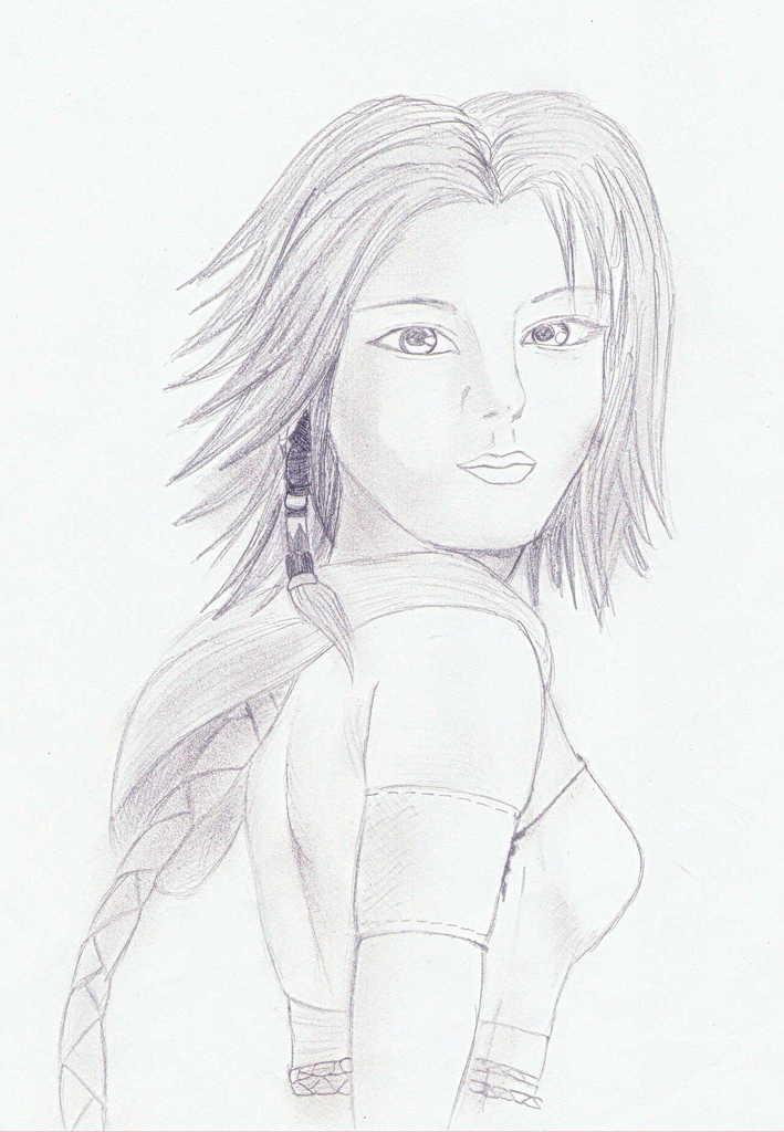 I'm lookin back at you by NinjaSamuriaPanda