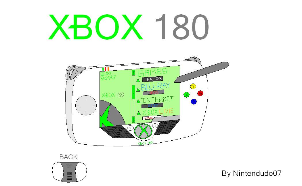 xbox 180 portable - photo #20