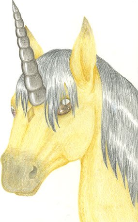 Flameheart - Portrait by Nocturnal_Equine