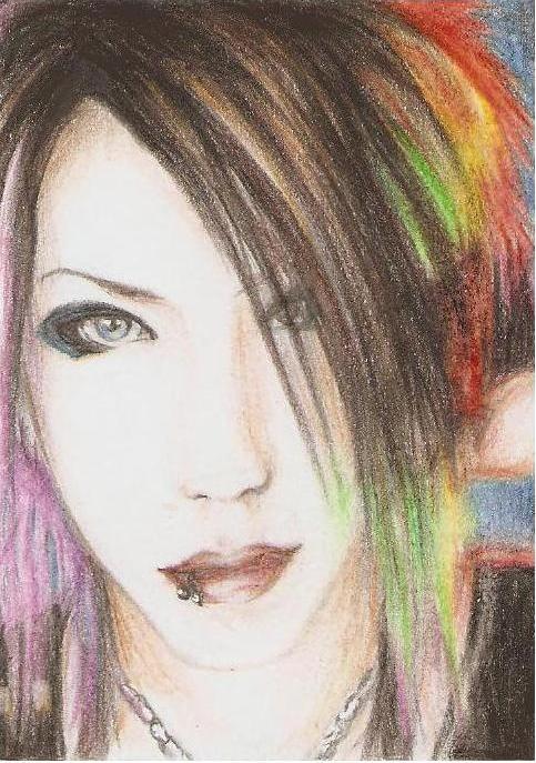 Aoi no GazettE (Kakao-Card#27) by NoirOshiro