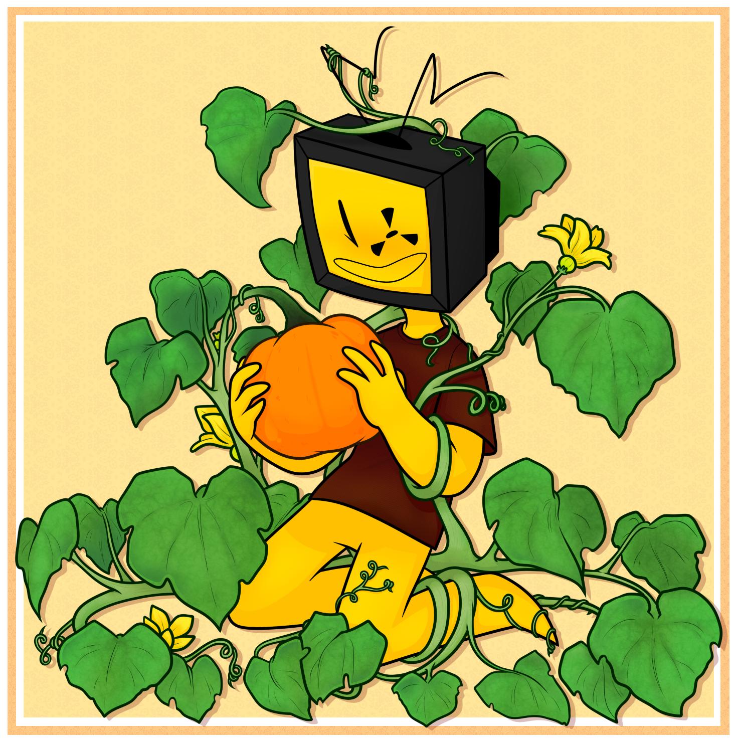 Pumpkins by NukeTheMongoose