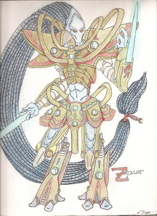 Zealot by n8dizon