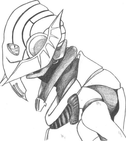 General Grievous profile by narakus_demon