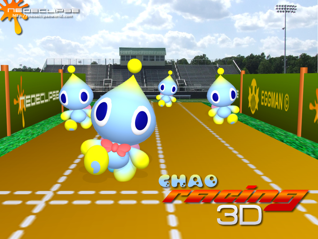 Chao Racing 3D by neoeclipse