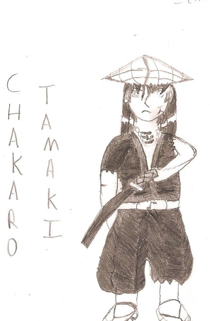 Chakaro Tamaki by nextguardian