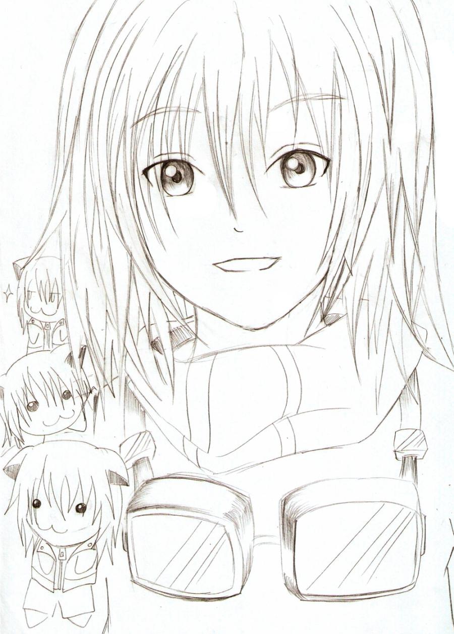 Riku by nica624