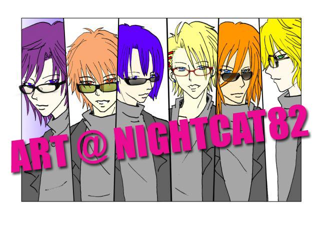 Uta no Prince Sama by nightcat82
