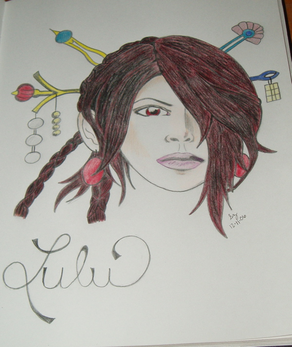 Lulu by nobodysangel