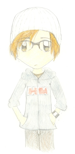 Anime-ish Mikey Way by notanotherfangirl