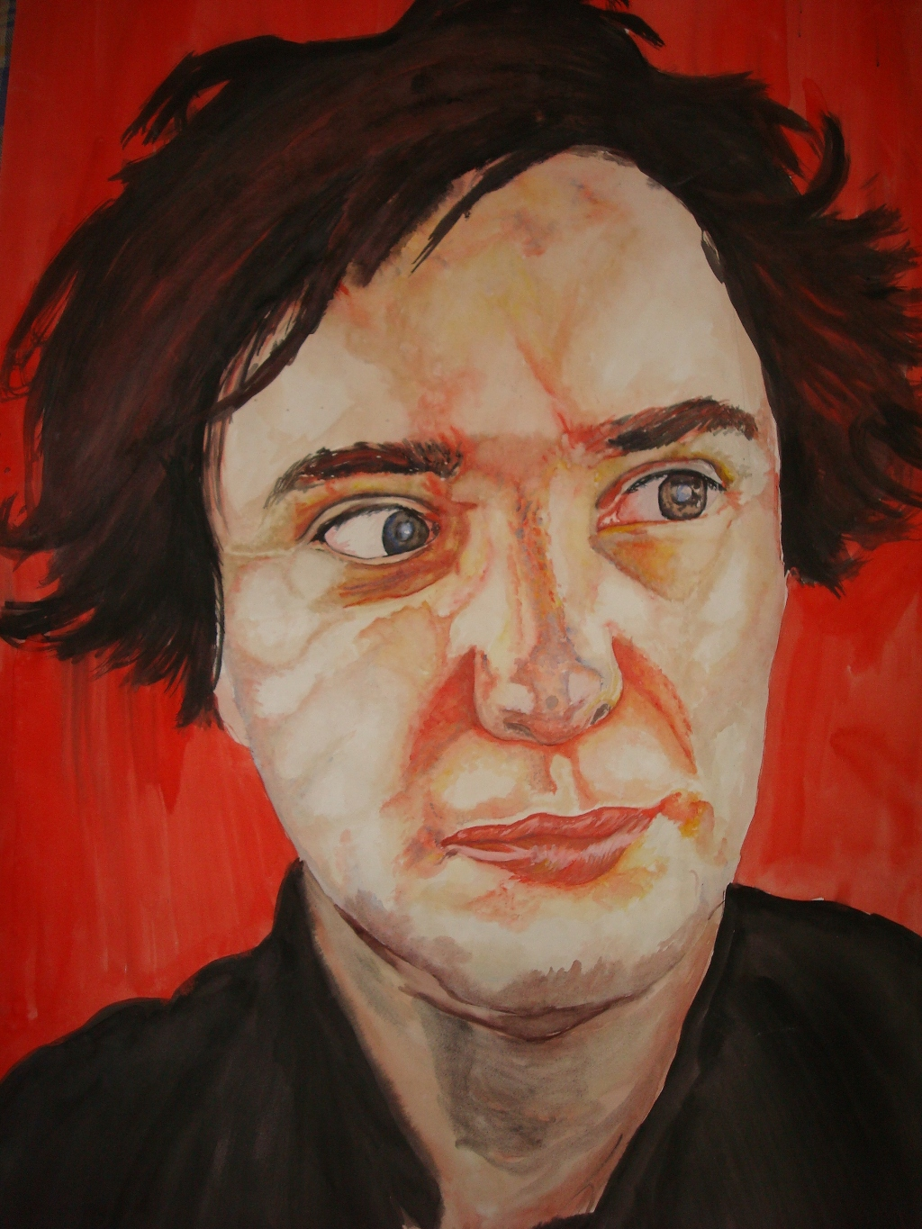 Dylan Moran by notorioustag