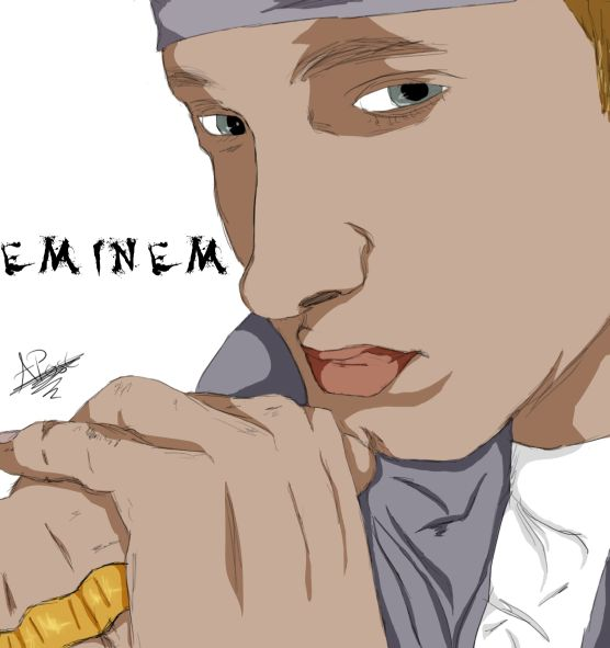 Eminem by numbuh-186