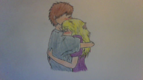 Hug. :D by Ollie_is_da_bomb
