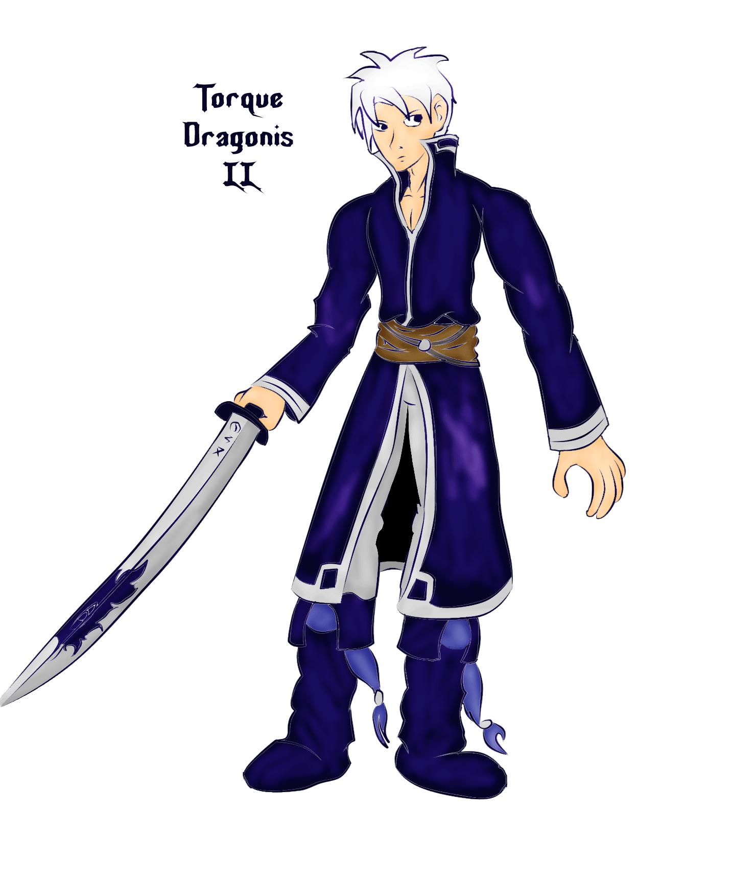 Torque Dragonis II by OnionMan