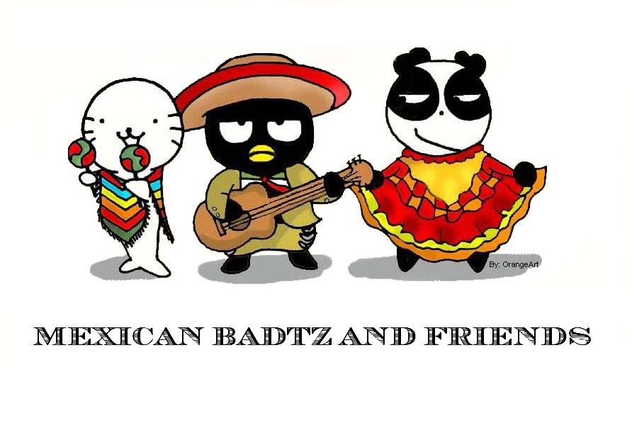 """""""XO Mexican"""" by OrangeArt"""