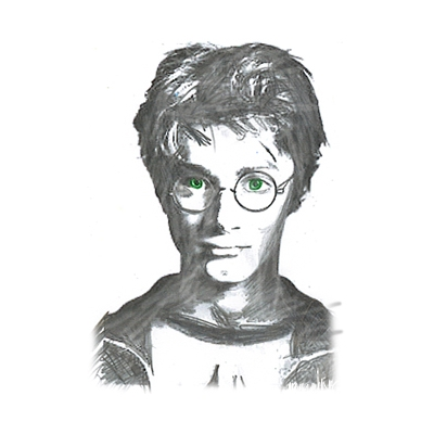 *~~Harry Potter Drawing~~* by OrphanSpatula