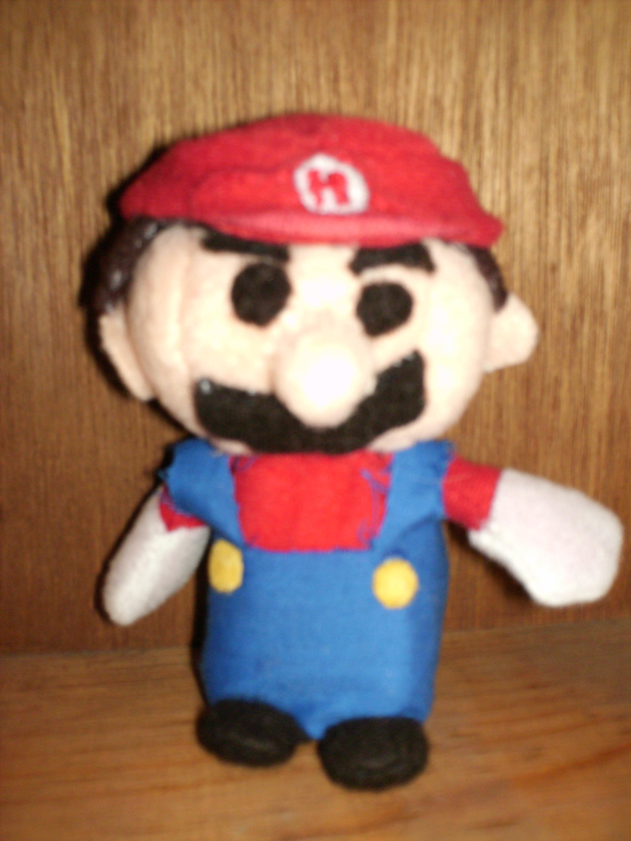 mario doll by ojamajo
