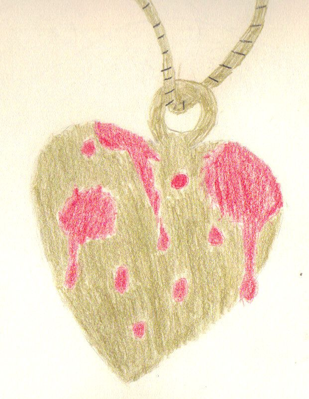 Bloody Heart by oshaunjc123