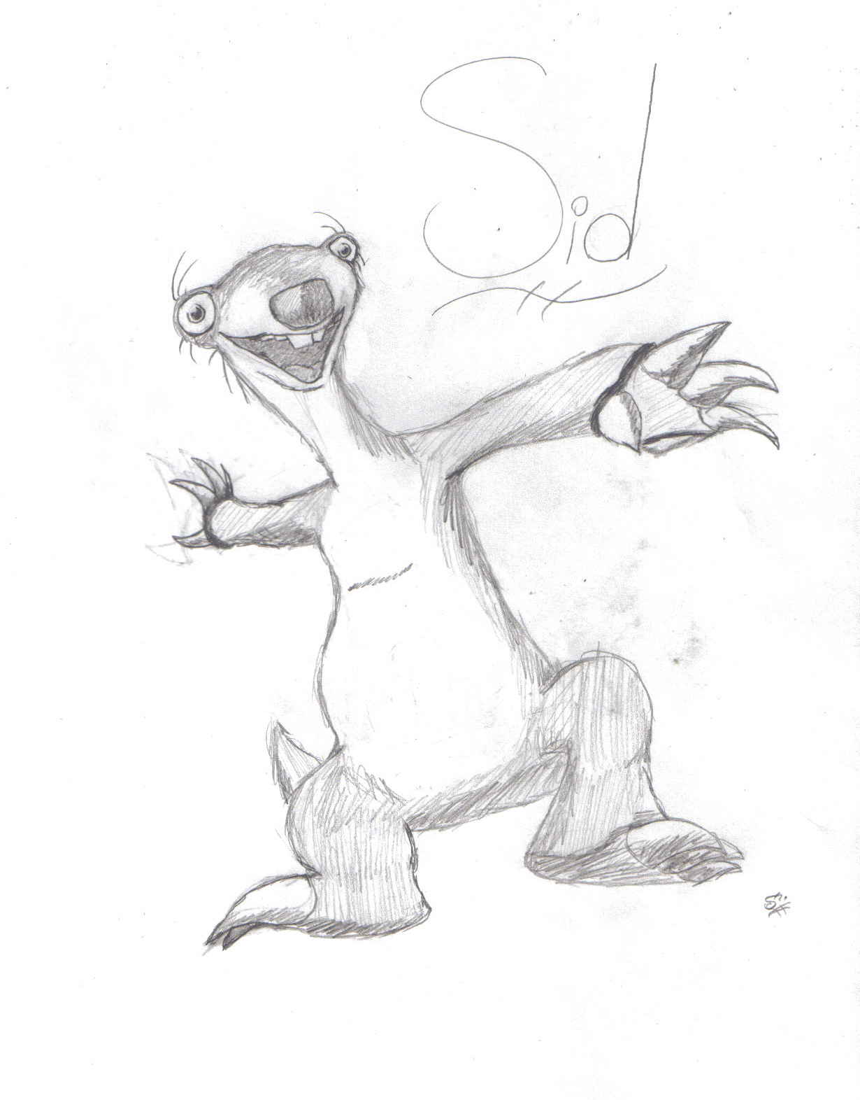 Sid! by ottselgirl