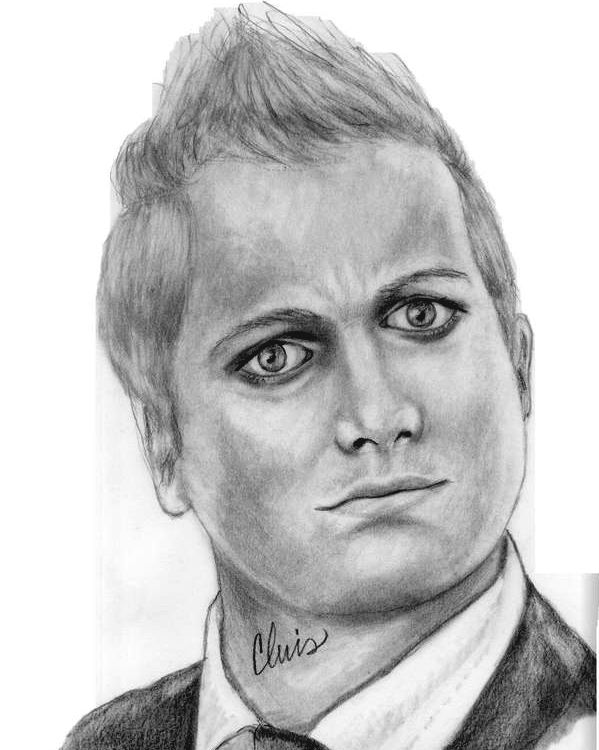 Tre Cool by ou812cmr