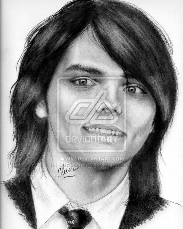 Gerard Way by ou812cmr