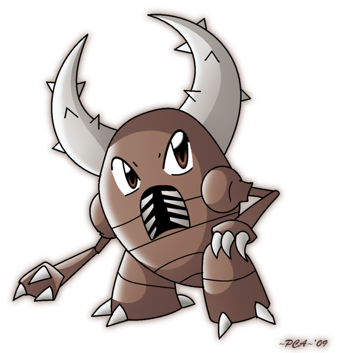 Pinsir 127 by PCAPokemon98