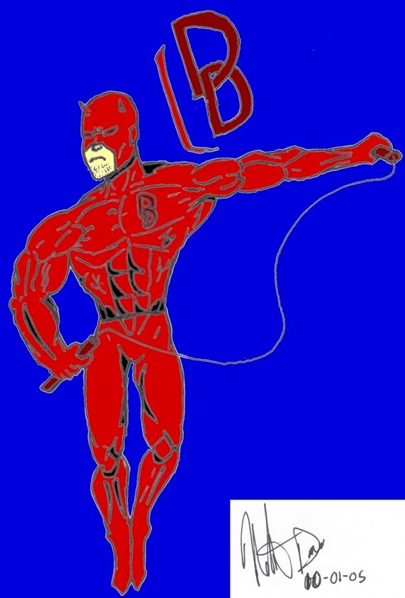 Daredevil by PFC