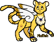Fluffeh_Paws! by PandaBearz