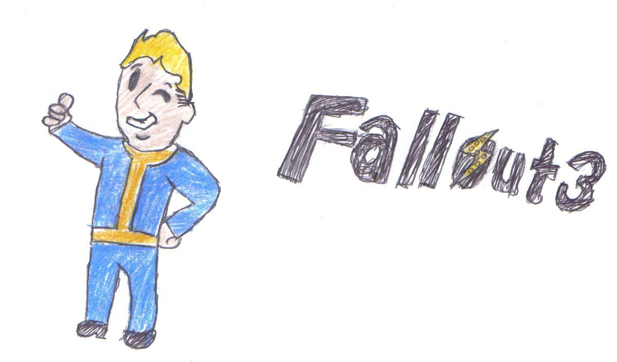 Vault Boy by Pandaman64