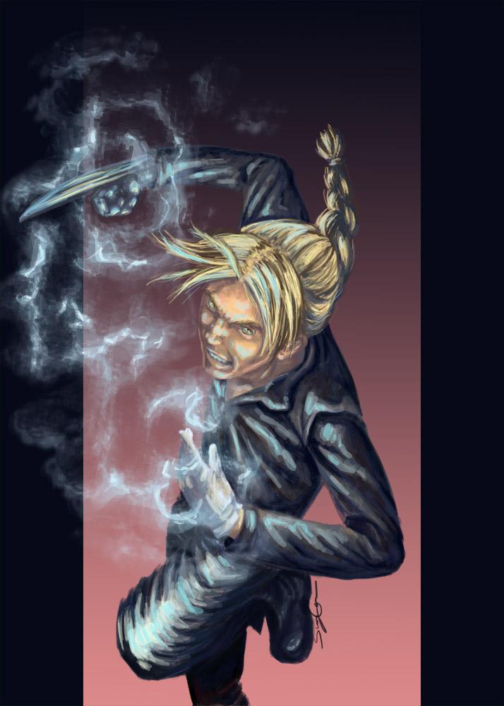 Light of Transmutation by Papercut_Dragon