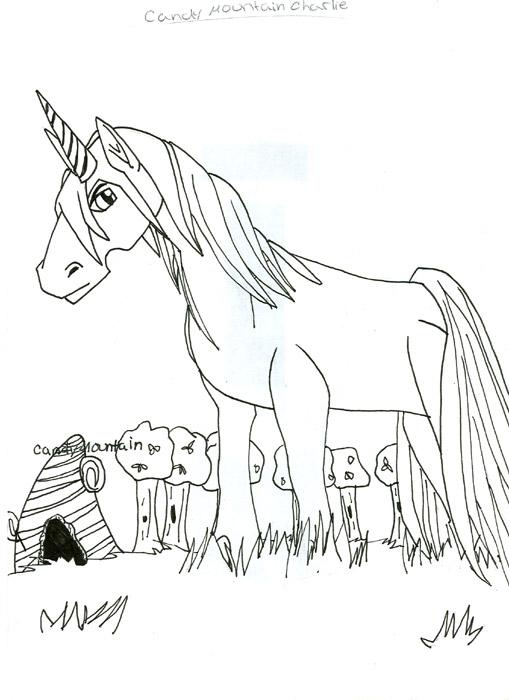 Charlie the Unicorn by PerniciousS