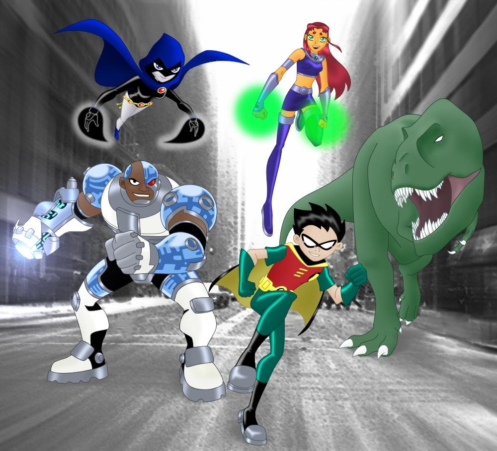 The Heroes by PhoenixBird