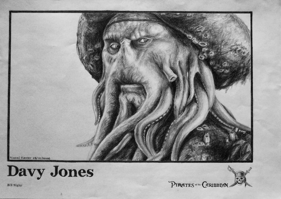 Davy Jones by PhoenixD