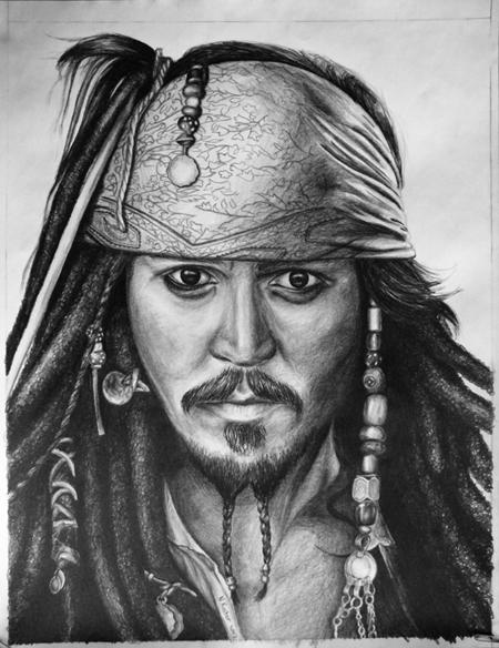Jack Sparrow by PhoenixD
