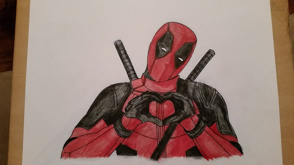 DeadPool by PhoenixFlame