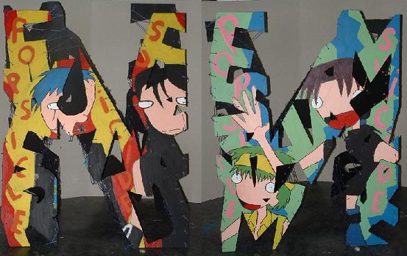 Popsicle Suicide Board by Pienemien