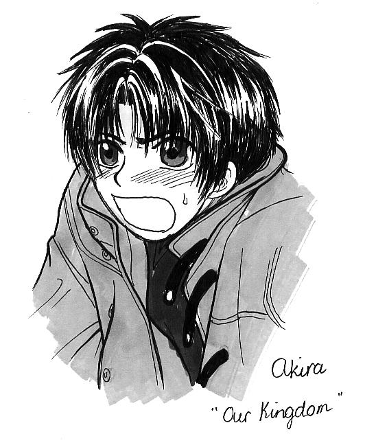 Akira by Pienemien