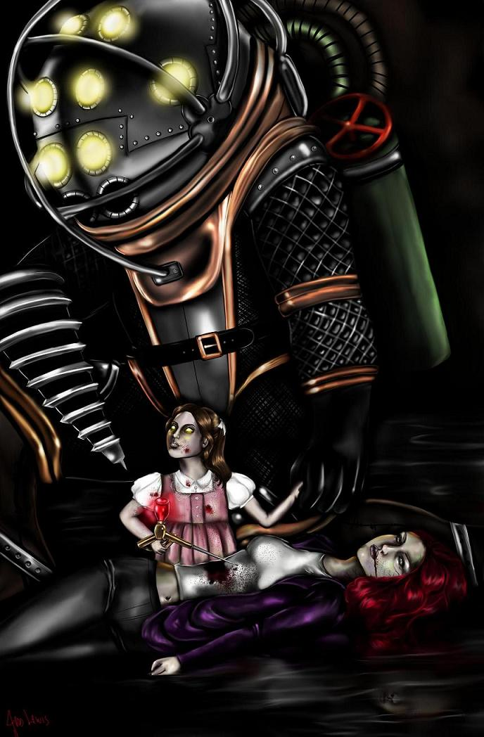 Bioshock by PistolPolly