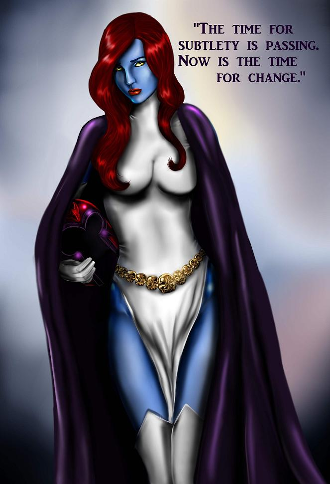 Mystique by PistolPolly