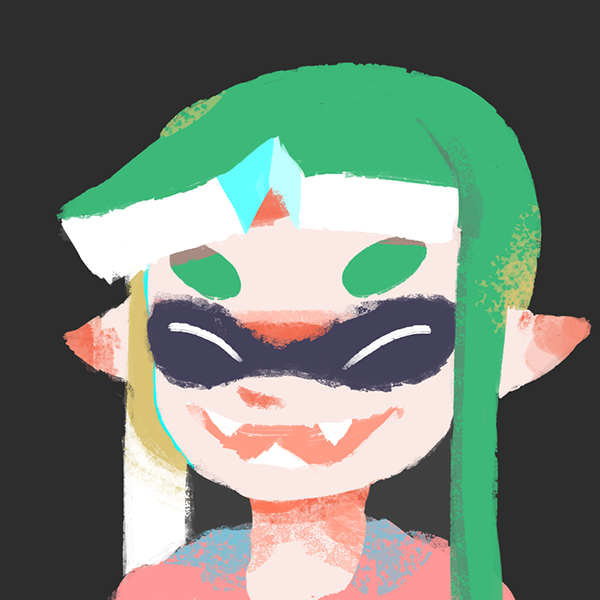 Inkling sketch by PixelSwapper