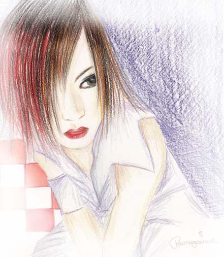 Gazette Sketch by Platonic_Love