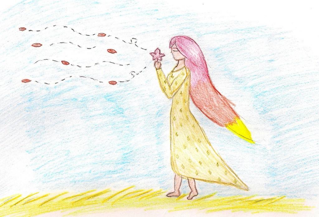 Autumn Goddess by Pocky_PixieSticks_Anime