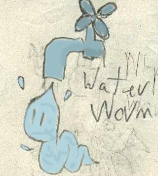 WaterWorm by Porroro