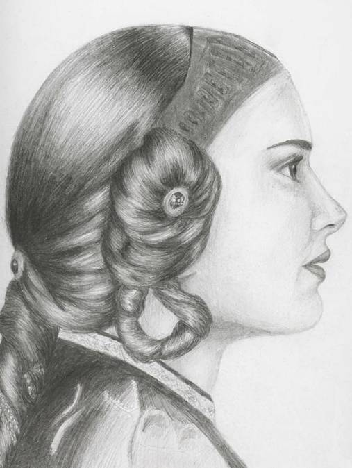Padme Episode III by Portai