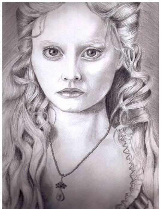 Katrina Van Tassel by Portai