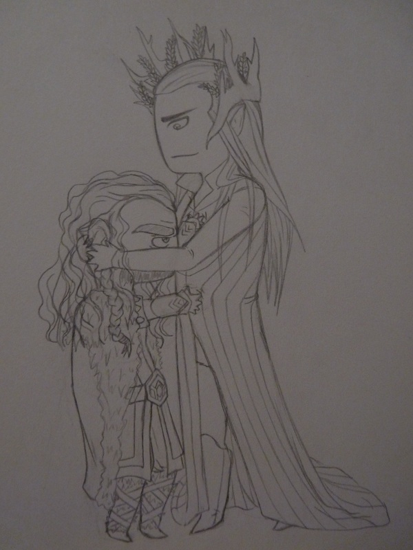 Thorinduil by PrincessWombat
